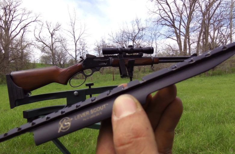 Scout scope vs regular scope